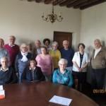 Les membres de l'association réunis en assemblée générale