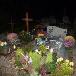 Tombes et lumignons